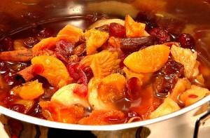 Процесс приготовления супа