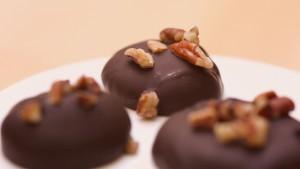 Шоколад с грецкими орехами